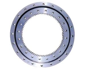 Double row ball slewing bearing (Internal gear type)