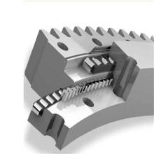 Cross Roller Turntable Bearing 797/700G