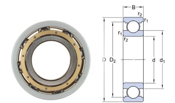 Electrically Insulated Bearings